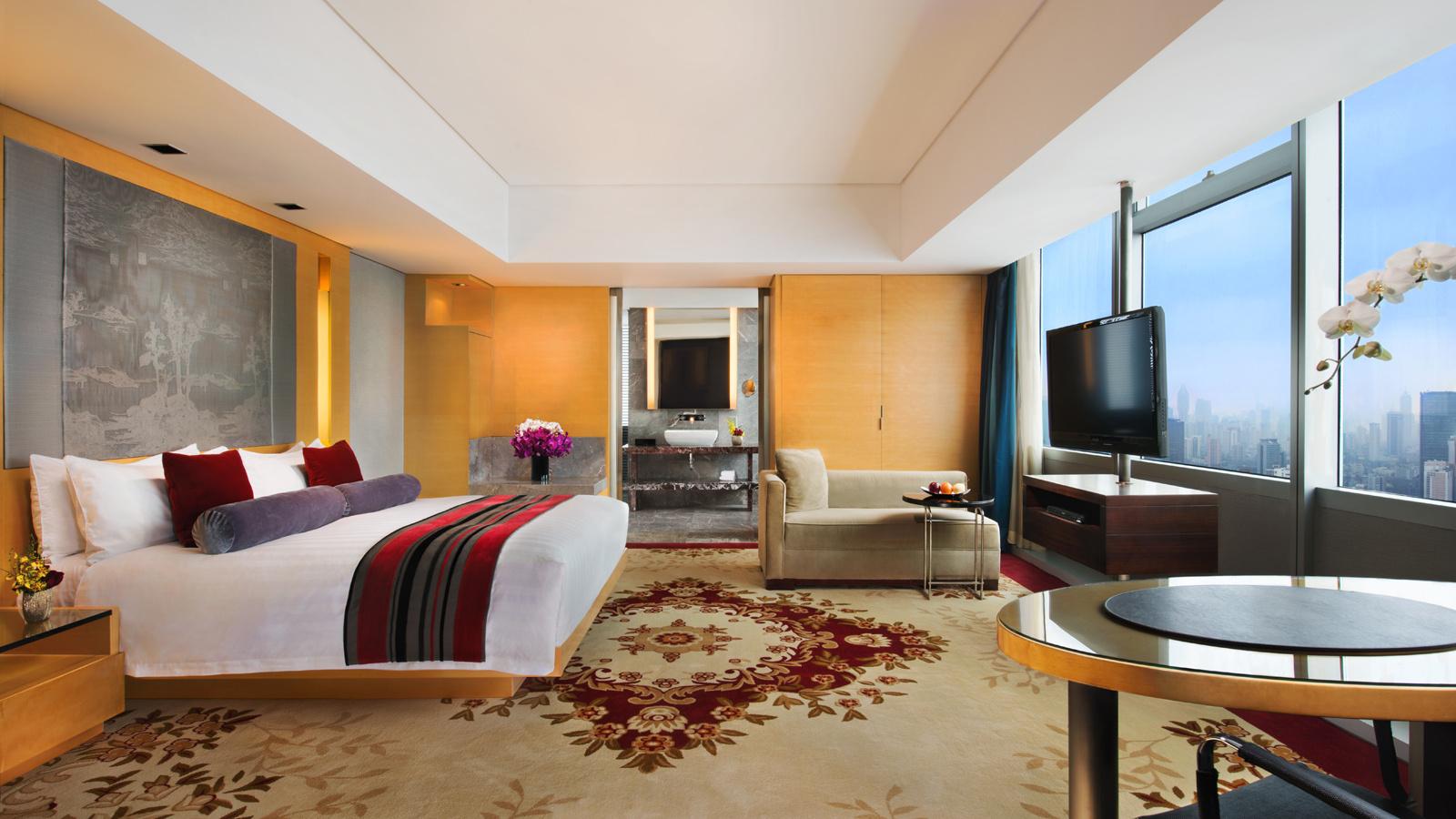 โรงแรมเดอะลองเกอมองท์ เซี่ยงไฮ้