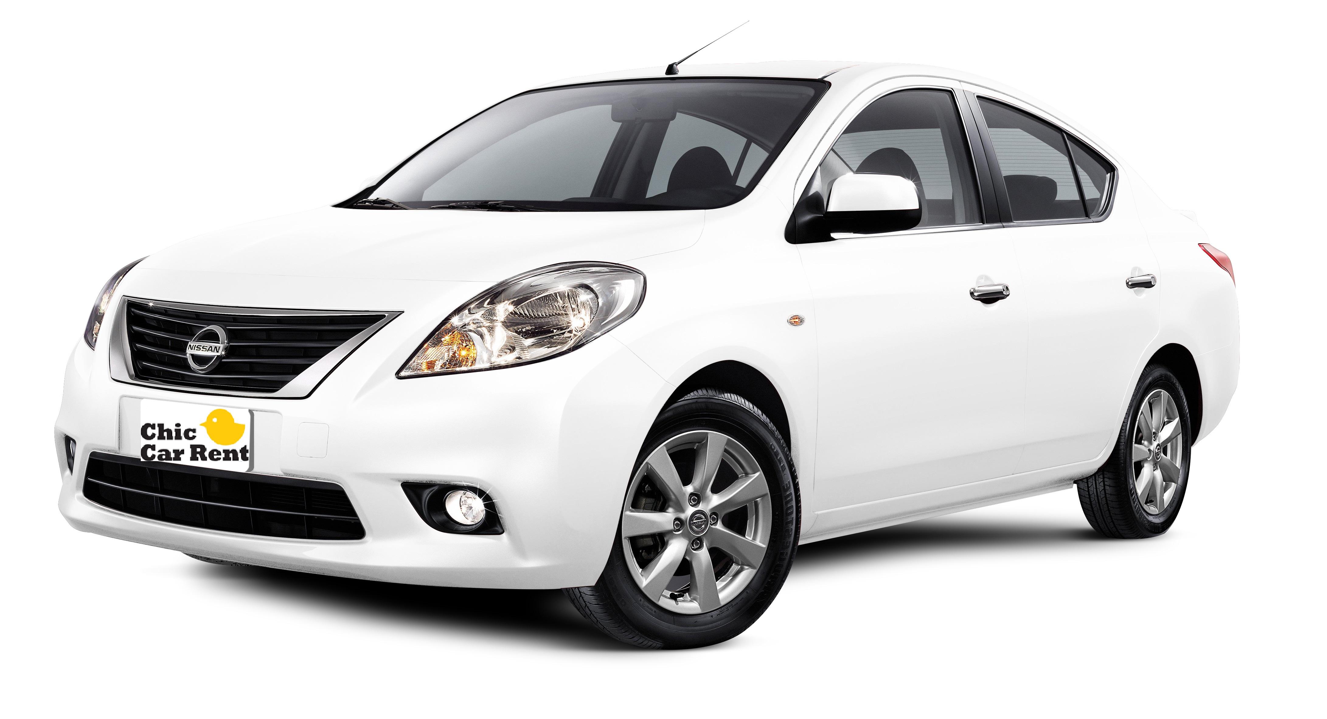 Nissan Almera or similar