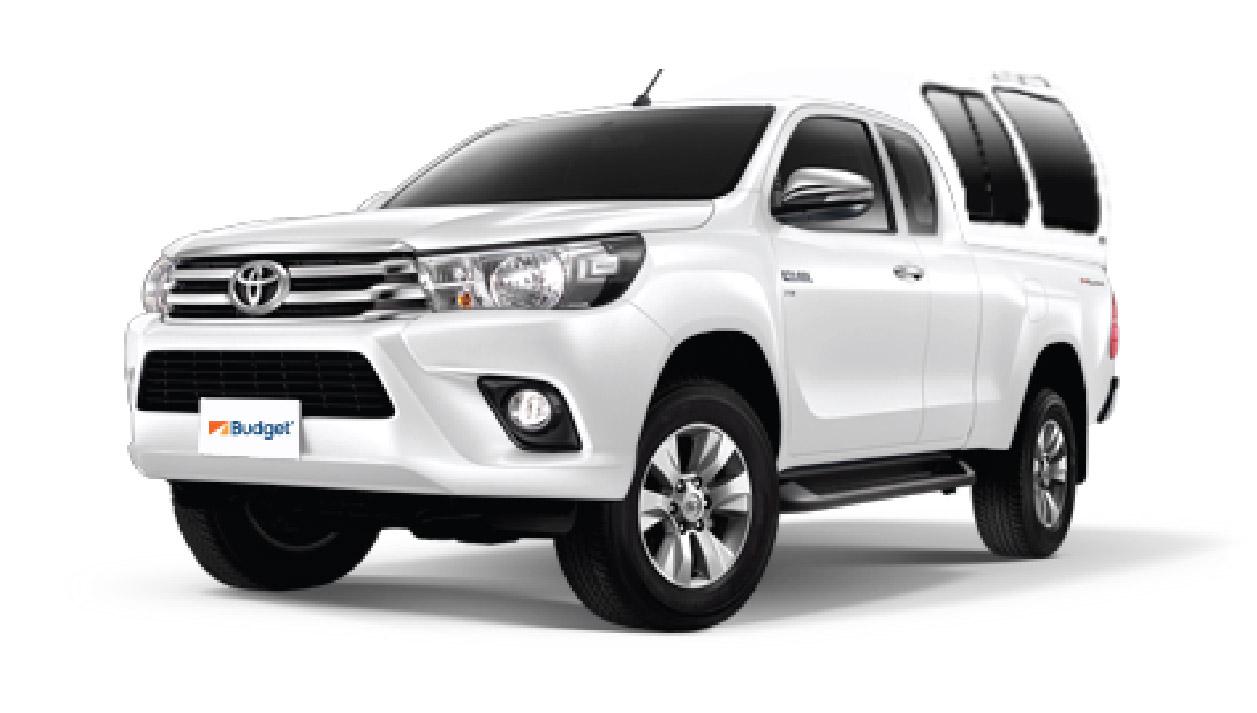 Toyota Revo Smart Cab or similar