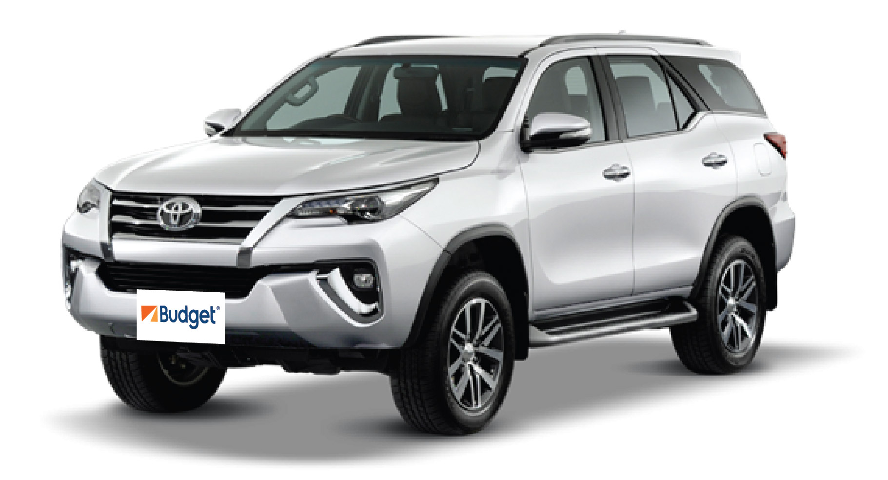 Toyota Fortuner 4WD or similar