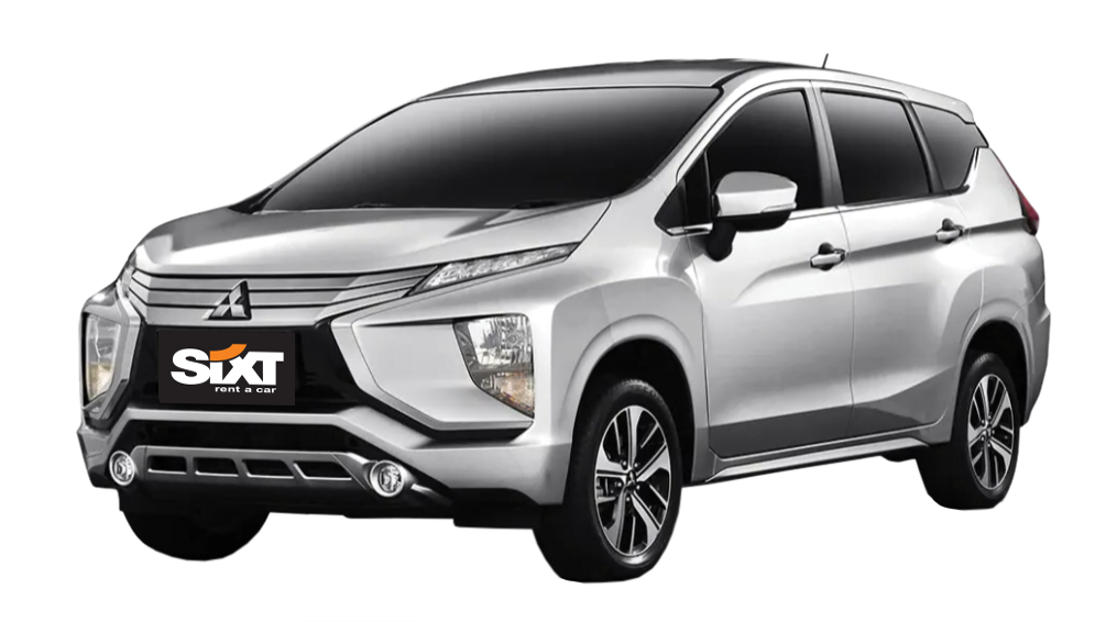 Mitsubishi Xpander or similar