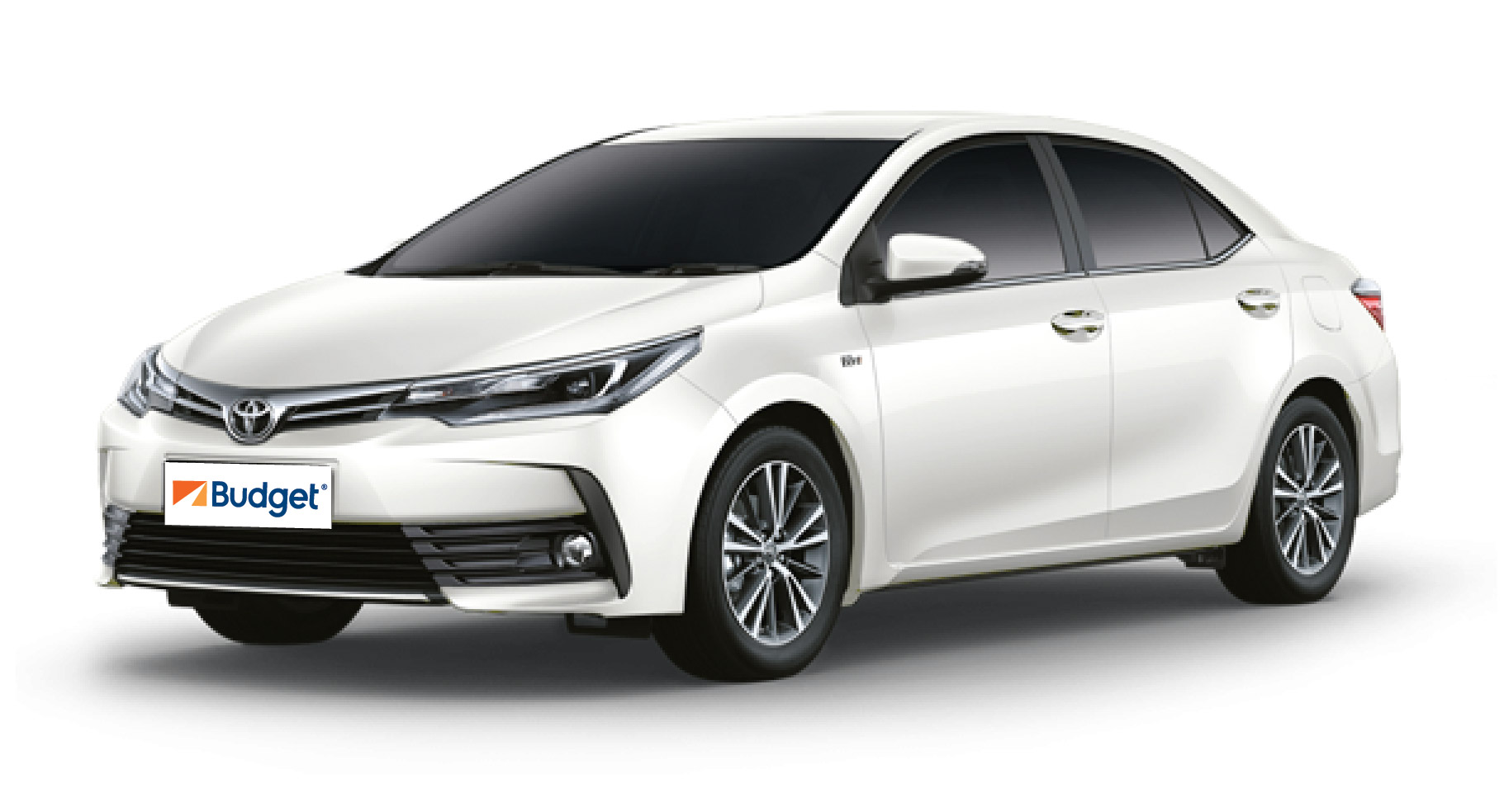 Toyota Altis 1.8G or similar with driver
