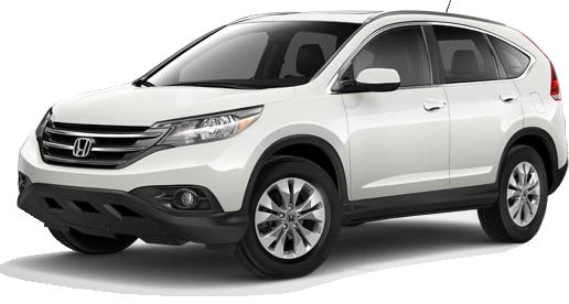 Honda CR-V or similar