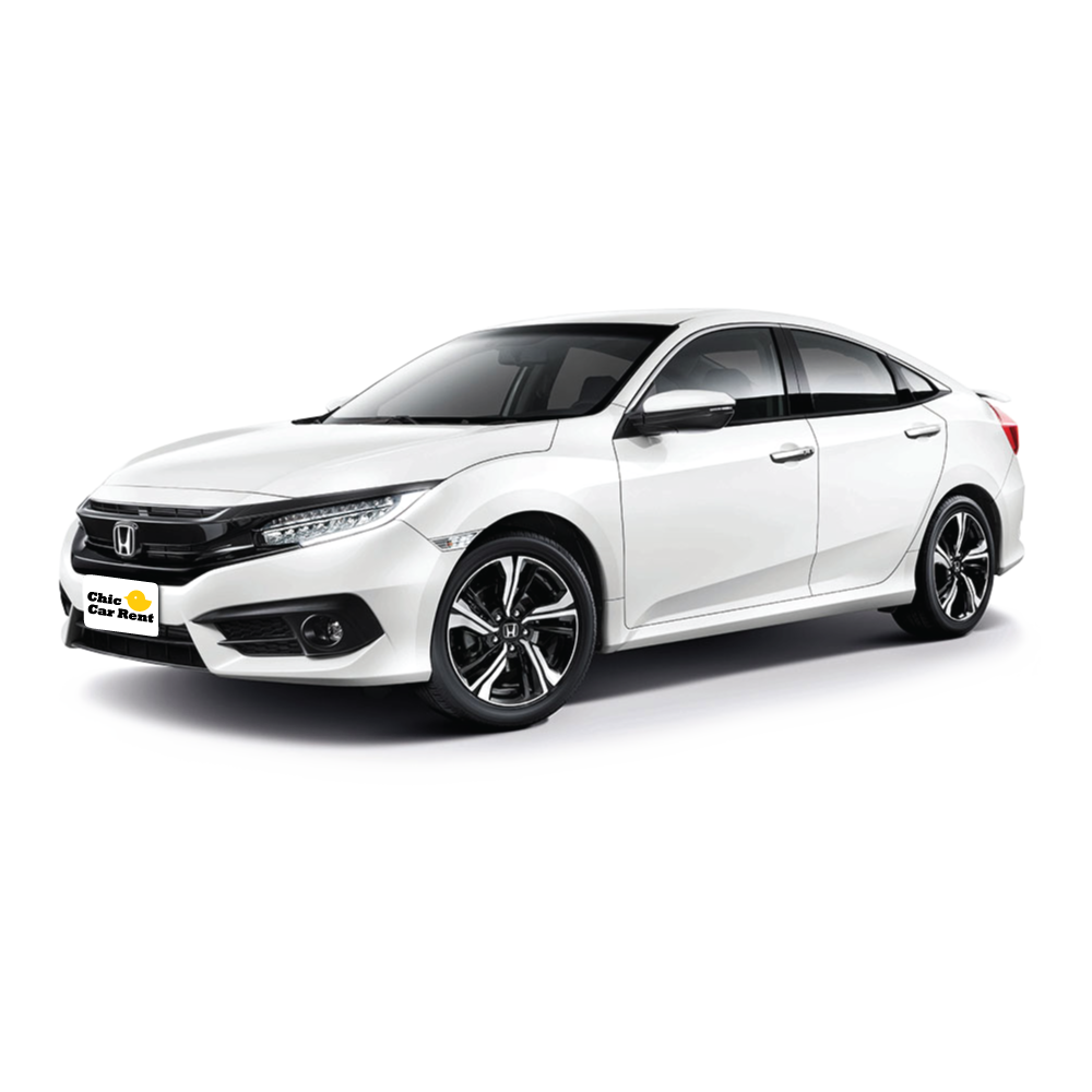 Honda Civic or similar