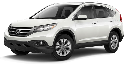 Honda CR-V or similar