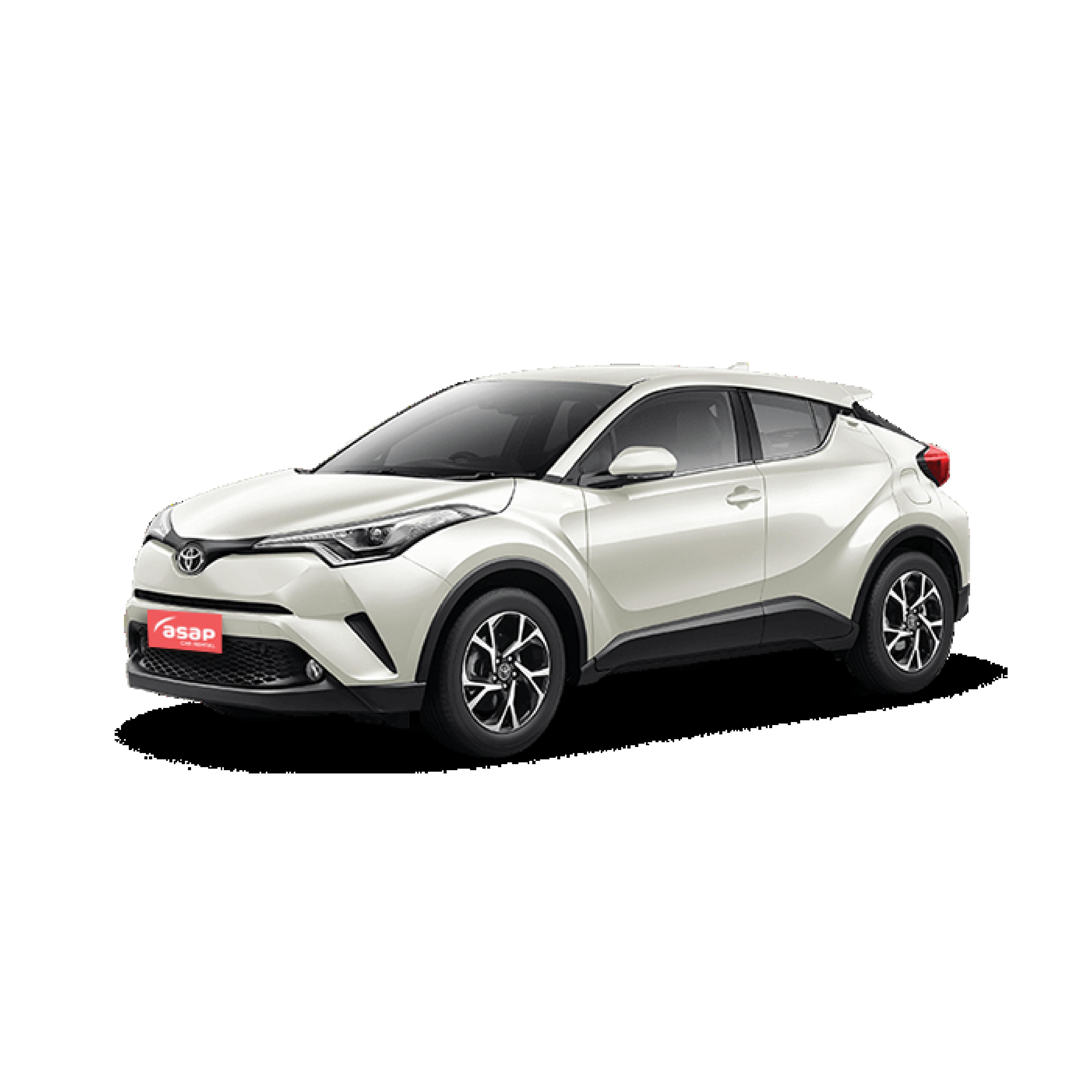 Toyota CH-R Benzine or similar
