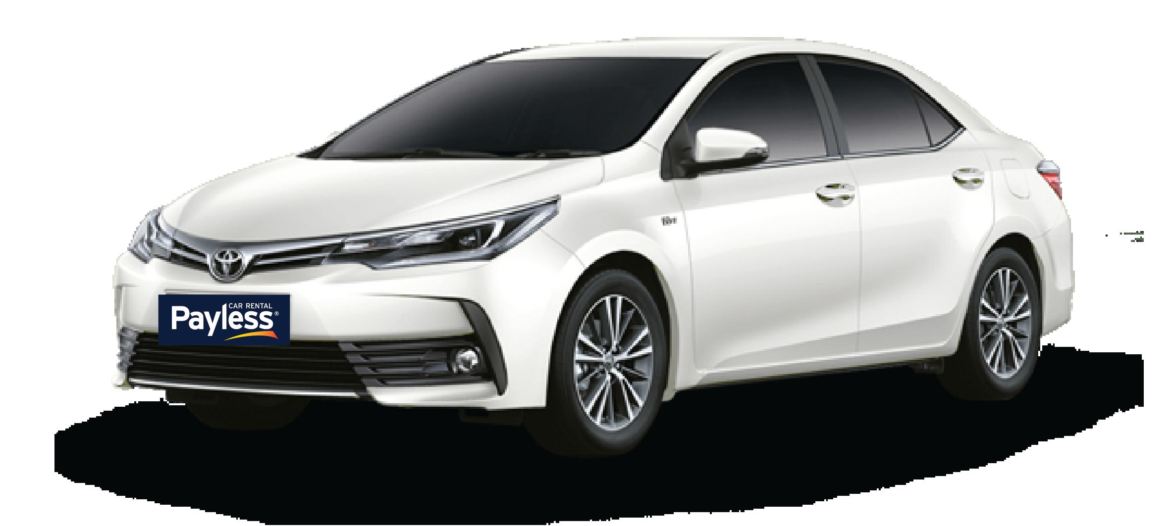 Toyota Altis 1.8G or similar